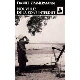 Zimmermann-Daniel-Nouvelles-De-La-Zone-Interdite-Livre-894766004_ML