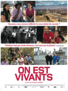 3. On est vivants Affiche du film